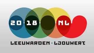 Logo Kulterele Haadstêd Ljouwert